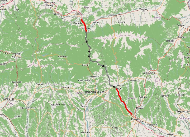 Eight bids for design and construction of section 5 of Sibiu-Pitesti highway / What are the builders came into beingEight bids for design and construction of section 5 of Sibiu-Pitesti highway / What are the builders came into being